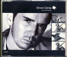 SIMON CLIMIE - soul inspiration  4 trk MAXI CD 1992