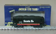 "Lionel American Flyer 6-48637 Santa Fe ""Midnight Chief"" 2-Bay Hopper Car"