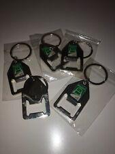 5 Heineken Cup Keyrings