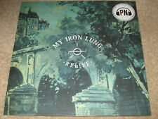 MY IRON LUNG - RELIEF - COLOURED VINYL - NEW - LP RECORD