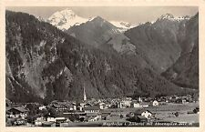B55994 Mayrhofen i Zillertal mit Ahornspitze  austria