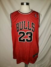Chicago Bulls Michael Jordan Nike NBA Authentics Jersey Size 52