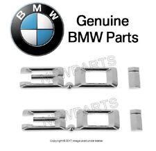 "BMW E85 Z4 3.0i Convertible 03-08 Set of Two Emblems ""3.0i"" for Fender Genuine"