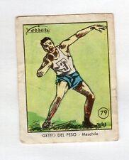 figurina FERRERO OLIMPIADI NUMERO 79