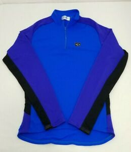 Women's Pearl Izumi Technical Wear Cycling Long Sleeve Pullover Size Large