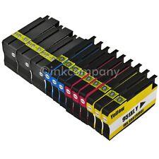 12 PATRONEN für HP 950 951 XL den DRUCKER OFFICEJET 251DW 276DW 8610 8615 8620