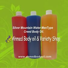 Silver Mountain Water Körper Öl