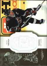1998-99 (COYOTES) SPx Finite Spectrum #64 Keith Tkachuk /300