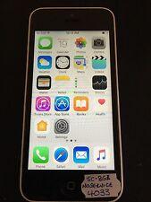 IPhone 5C -8 Gb Bianco Smartphone difettoso (NO Service) * 4033 *