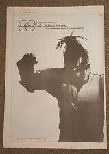 soul 2 soul 1989 press advert Full page 30 x 42 cm mini poster II