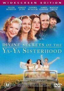 Divine Secrets of the Ya Ya Sisterhood DVD - Region 4 AUST