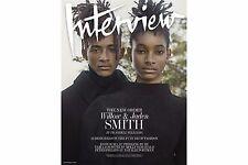 INTERVIEW Magazine Jaden Willow Smith Steven Klein Ed Ruscha Tama Janowitz NEW