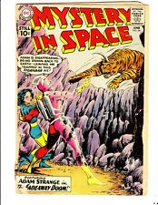 Mystery in Space 68 (1961): FREE to combine- in Fair condition