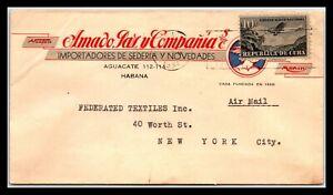 GP GOLDPATH: CARIBBEAN COUNTRY COVER 1934 AIR MAIL _CV563_P12