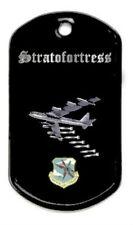 Boeing B 52 Stratofortress Bomber Pilot Crew Airman SAC Officer Battle Dog Tag X