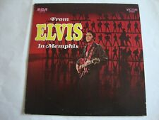 Elvis Presley LP From Elvis In Memphis (RCA LSP-4155, USA)