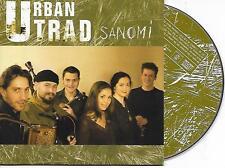 URBAN TRAD - Sanomi CD SINGLE 2TR EUROVISION 2003 BELGIUM Cardsleeve