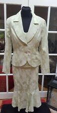 LADIES SKIRT TOP AND JACKET. BNWT. SIZE 10. NUELA