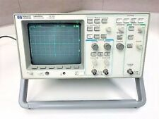 Agilent HP Keysight 54600A 2 Channel, 100 MHz Oscilloscope