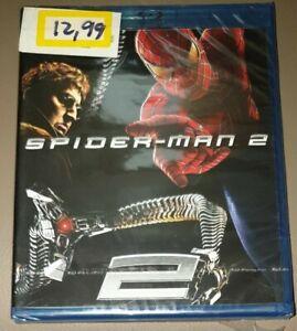 Blu-ray SPIDER-MAN 2 di Sam Raimi nuovo 2004