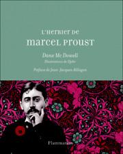 L'HERBIER de MARCEL PROUST***NEUF sous FILM***10/2017***Dane McDowell