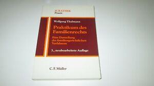Praktikum des Familienrechts von Wolfgang Thalmann  p280