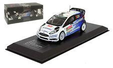 Ixo FORD FIESTA RS il WRC Monte Carlo 2015-elfyn Evans scala 1/43