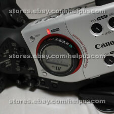 Canon XL2 Camcorder, lens, eye cup, and mic Works Great Ready to Go! + FS4 & Bag