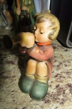 Hummel 391 Girl With Trumpet Figurine