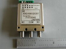 RF Microwave Coaxial Switch ARD12012 DC-18GHz 12V