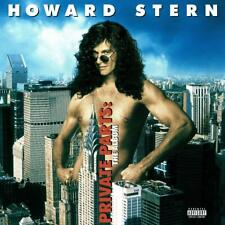 HOWARD STERN PRIVATE PARTS: THE ALBUM Limited Edition RSD blue vinyl 2-LP NEW