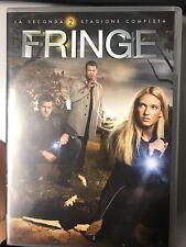 FRINGE LA SECONDA STAGIONE COMPLETA COFANETTO DVD
