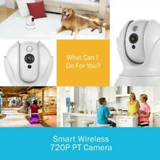 (Set of 2) ANNKE 720p Home Security WiFi Cameras with 2 Way Audio