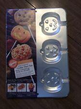 New listing Wilton Jack O Lantern Pumpkin Cookie Pan 2105-8100