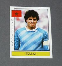 361 MEXICO 86 EZAKI MAROC PANINI LIGA FUTBOL 87 ESPANA 1986-1987 FOOTBALL
