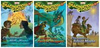 NEW The Imagination Station 10 11 12 Book Paperback Adventures in Odyssey Boxed