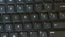 Replacement Keyboard KEYS ONLY HP Pavilion DV6--6000 Series DV6-6110US US BLACK