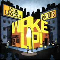 John Legend and The Roots - Wake Up! CD [New & Sealed] CD