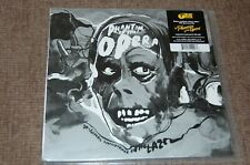 The Laze PHANTOM OF THE OPERA Limited Colour Vinyl OST Soundtrack One Way Static