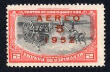 Panama 1952 stamp Mi#405 inverted overprint MNH