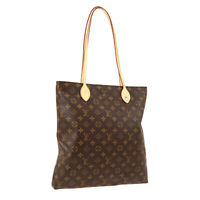 LOUIS VUITTON CARRY IT SHOULDER TOTE BAG MONOGRAM CANVAS M45199 FL4199 AK44626