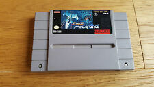 Space Megaforce - US-Version - SNES Super Nintendo NTSC