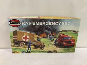 AIRFIX HO/OO plastic RAF Emergency Set 02304