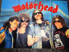 Motörhead/Manowar XXL Poster 55x80 cm 1117