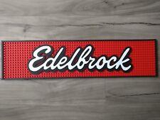 Edelbrock pvc rubber bar mat runner barmat Pickup Available