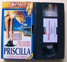 PRISCILLA [vhs, I grandi film di Panorama, 107', 1995]