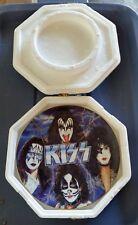 Kiss 1999 Reunion Plate Gartlan USA