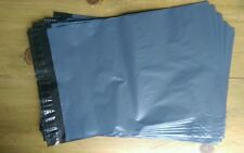 "25 Plastic Grey Strong Mailing & Packaging Postal Bags 9"" X 12""  A4  Envelope"