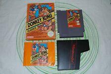 Donkey kong classics per Nintendo Nes pal A ita