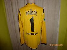 Wacker Burghausen hummel Torwart Matchworn Trikot 2012/13 + Nr.1 Vollath Gr.L